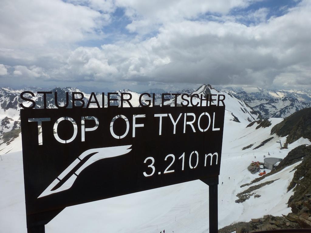 Top of Tyrol!