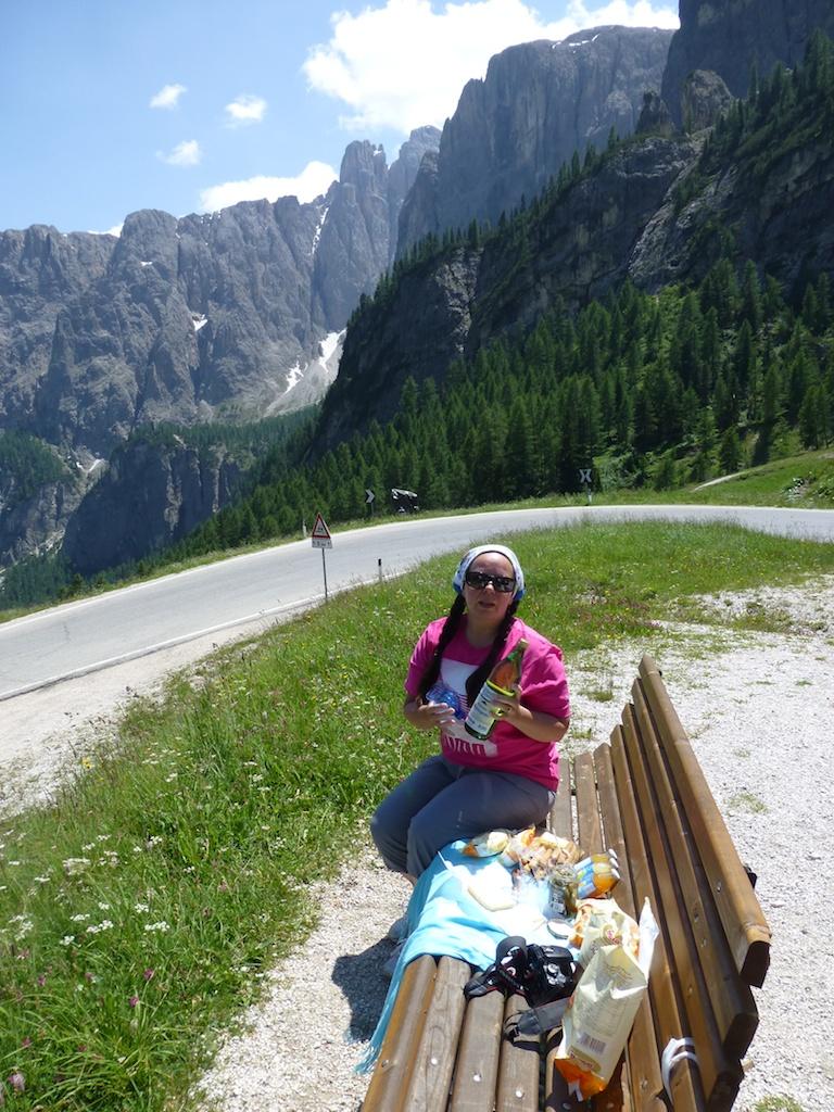 Piknic Etelä-Tirolin malliin