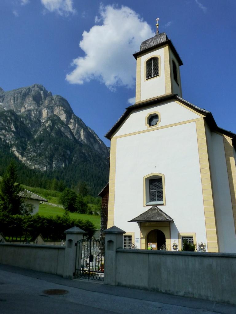 Gschniztsin kirkko