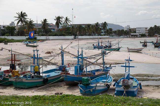 Kalastuslaivastoa