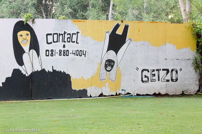 Graffititaidetta